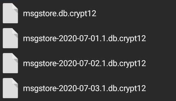 Bahaya Tidak Menghapus File msgstore Database WhatsApp? Simak Penjelasannya Dibawah Ini
