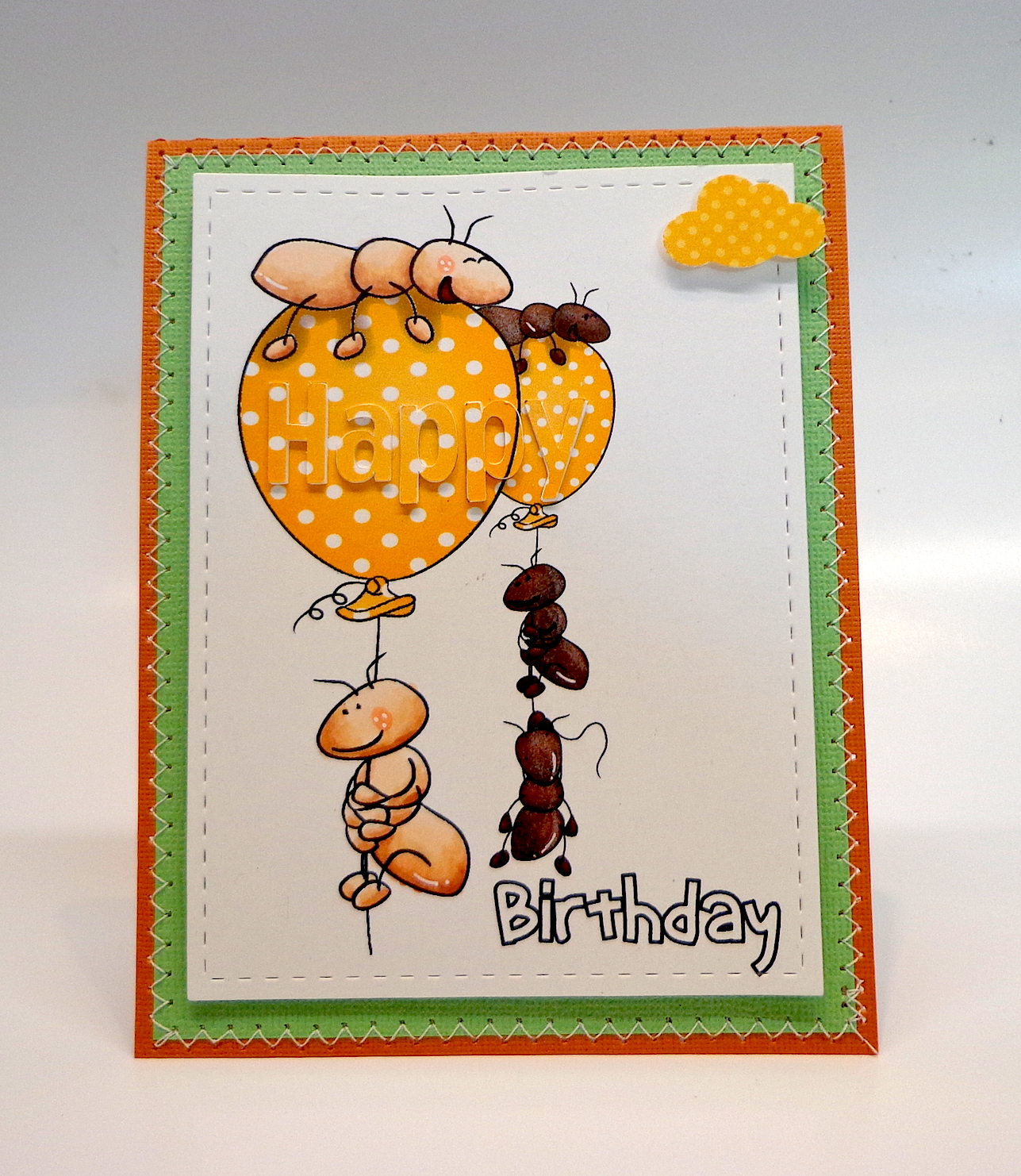 Send a smile 4 kids challenge blog winners announced for cute fall top three card by cely kristyandbryce Image collections