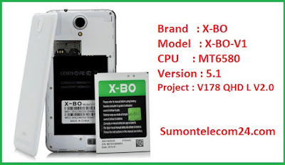 X-BO-V1 Flash File download | Official Stock Firmware File Tested Computer Care