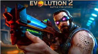 Evolution 2 Battle for Utopia Apk Mod
