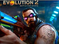 Evolution 2 Battle for Utopia Apk Mod Damage for android