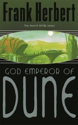 God Of Emperor Of Dune