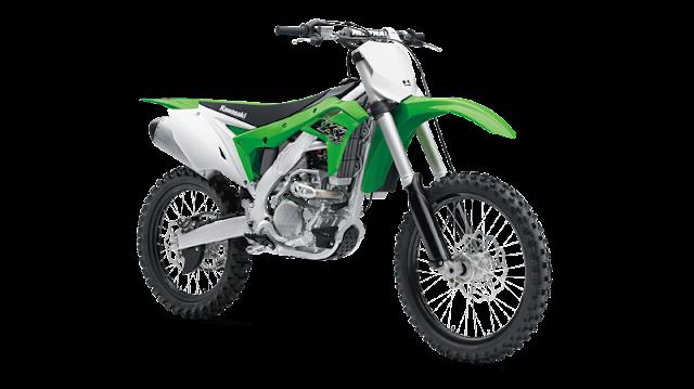 Spesifikasi Kawasaki KX250F