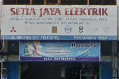 Lowongan Toko Setia Jaya Elektrik Pekanbaru Agustus 2019