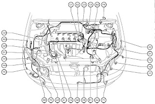 Toyota Engine Diagram, Toyota, Free Engine Image For User