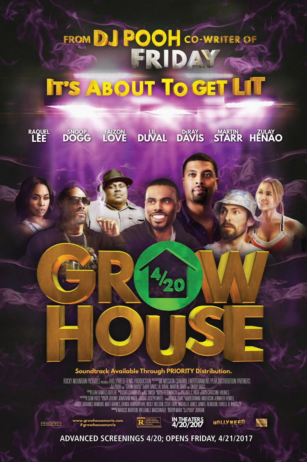 Grow House 2017 - Full (HD)
