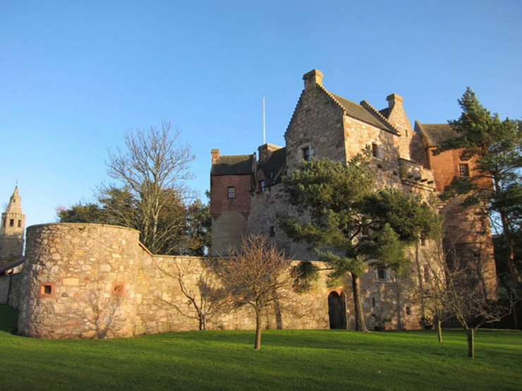 10 Airbnbs That Are So Cool You'll Want To Stay Forever - Dairsie Castle, Fife, Scotland