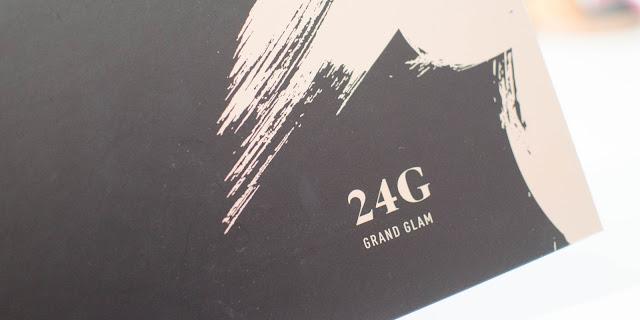 Morphe 24G Grand glam/ Ma palette du moment !