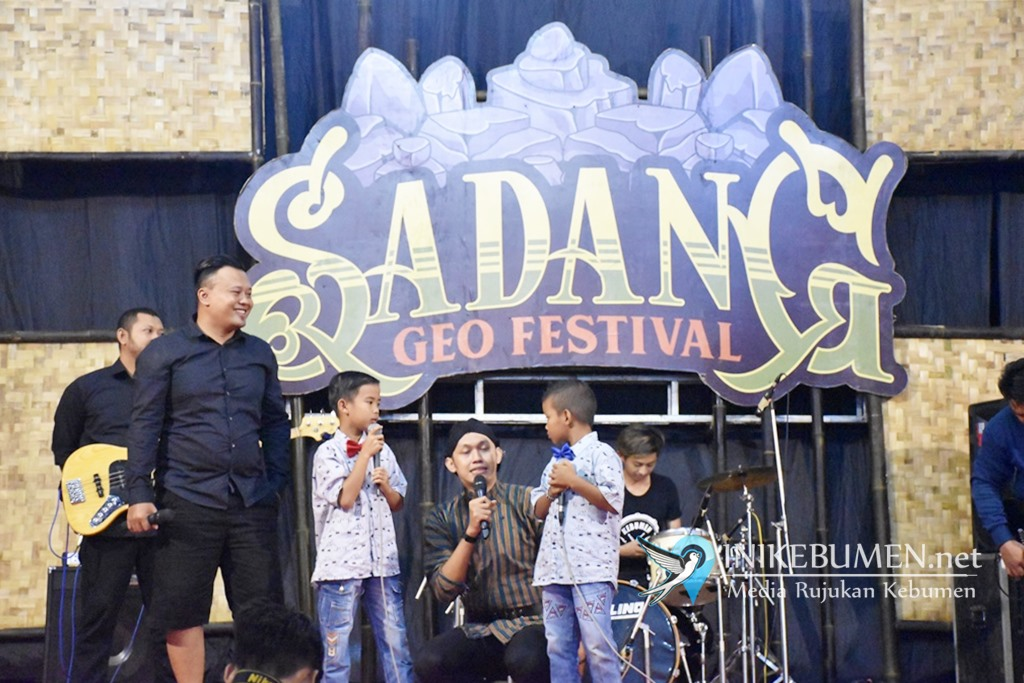 "Bocah Ngapak ""Polapike"" dan Yoda Idol Meriahkan Sadang Geo Festival"