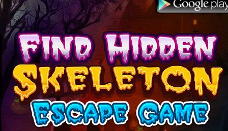 MeenaGames Find Hidden Skeleton Escape