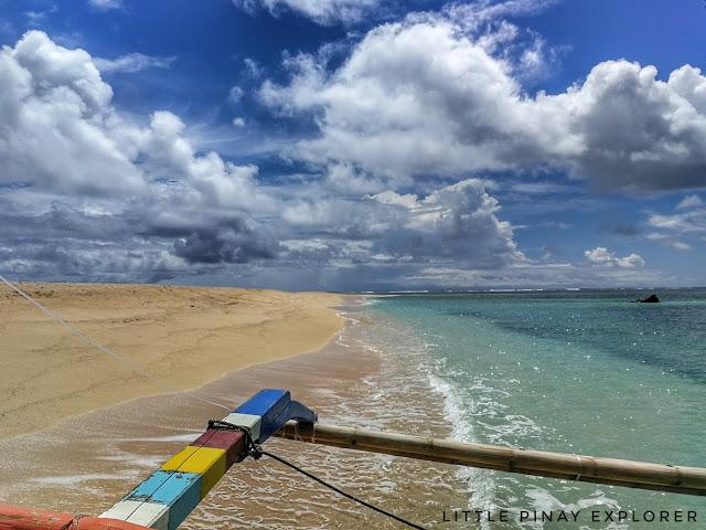 Sea, boat, sky, arteche, eastern samar, higunom, naked island