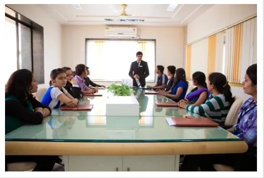 Indore Institute Of Law Audio Visual Room