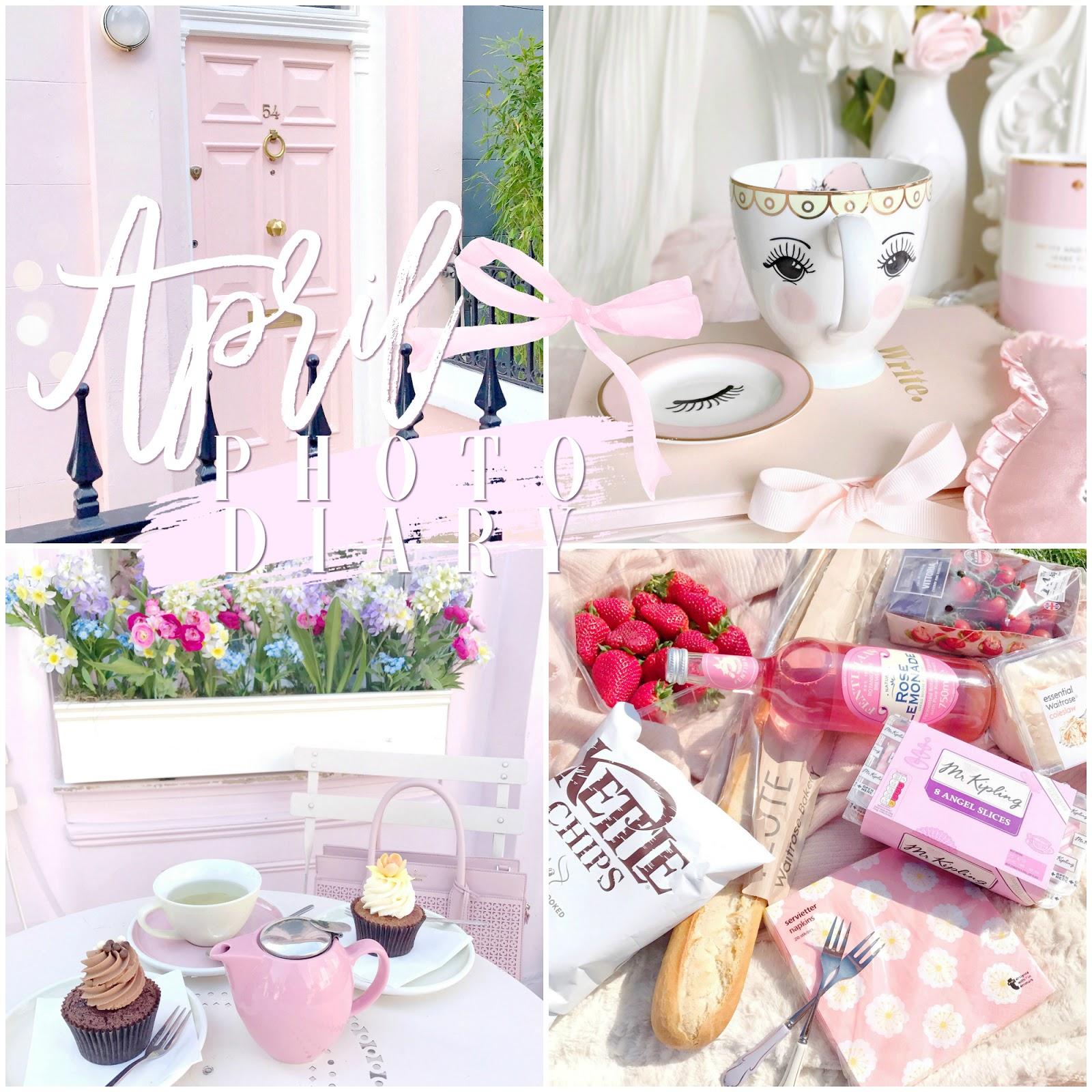 April Photo Diary | Love, Catherine