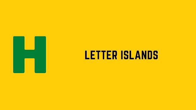 HackerRank Letter Islands problem solution