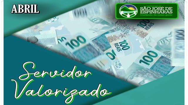 Prefeitura de São José de Espinharas realiza pagamento dos servidores municipais nesta sexta-feira (30)