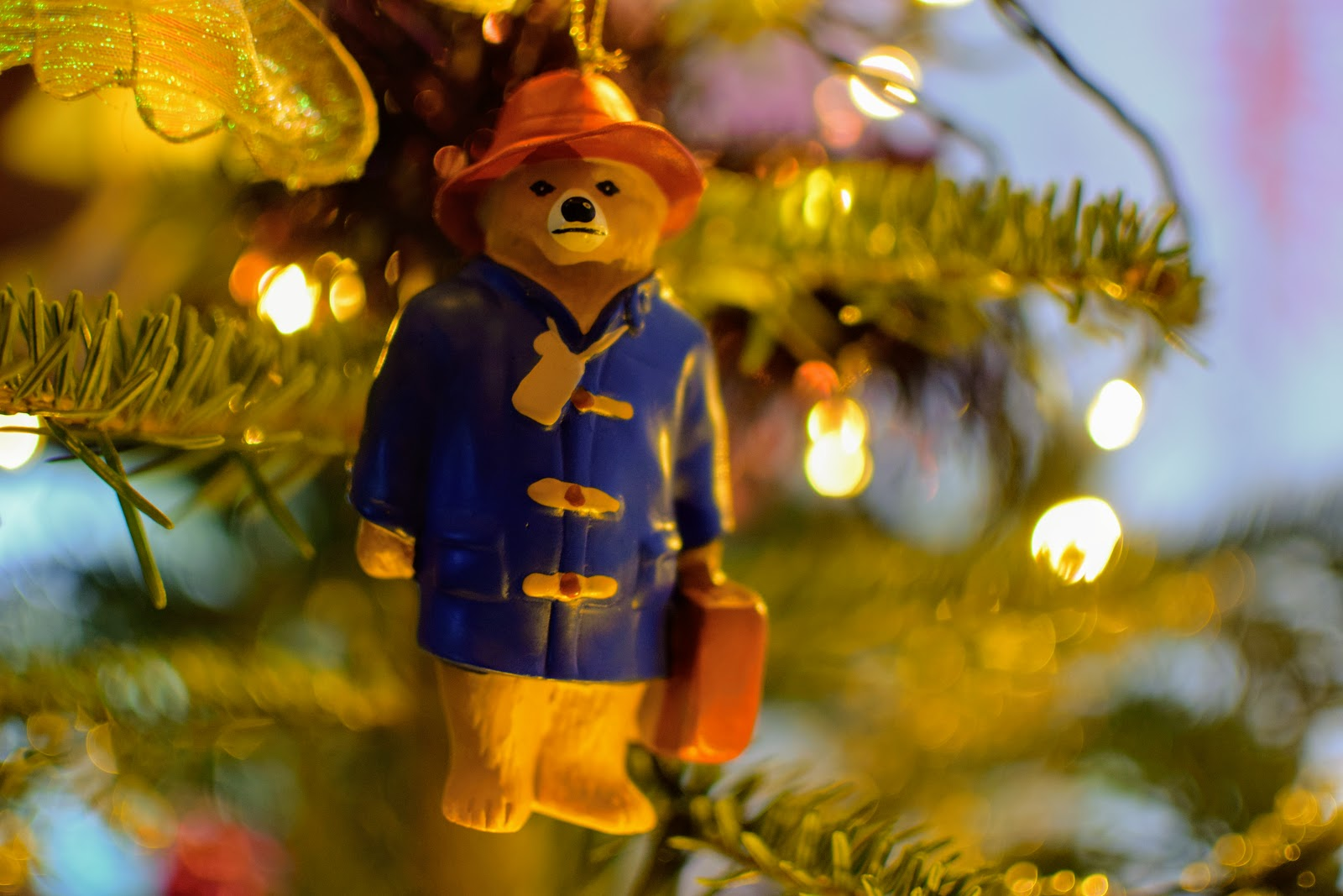 , Paddington Bear and the Christmas Visitor- Win a Paddington Plush Toy and a Copy of The Book