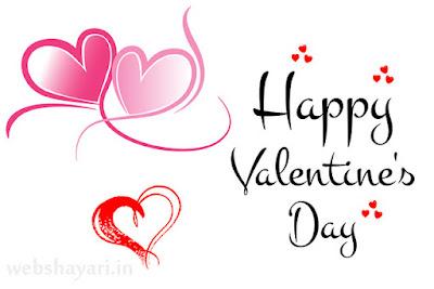 cute valentine's greeting card