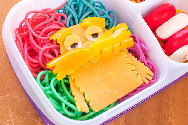 How to Make Dr. Seuss Day School Lunches!
