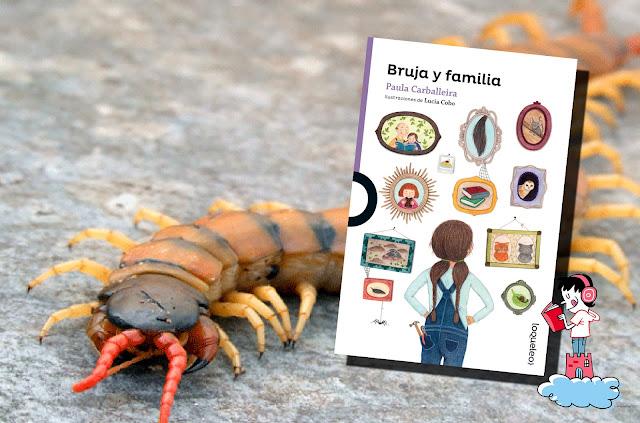 Bruja y familia, de Paula Carballeira