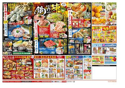【PR】フードスクエア/越谷ツインシティ店のチラシ11月15日号