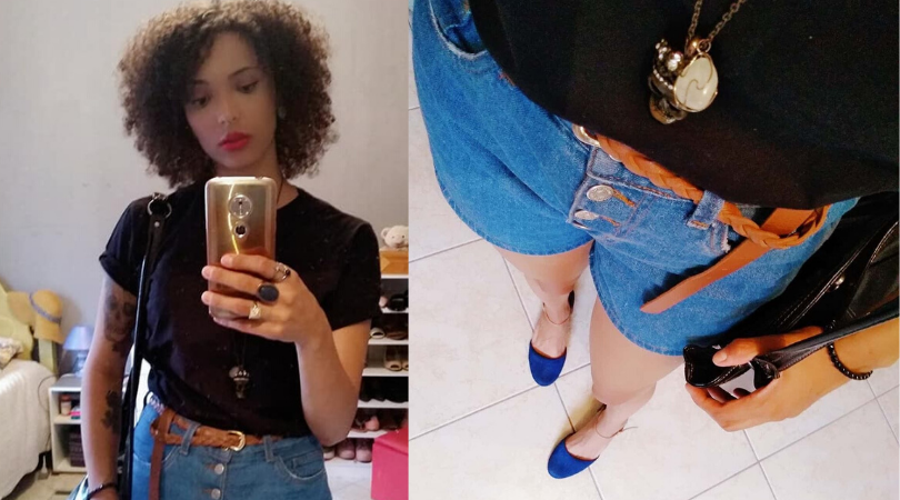Look do Dia: Básicos + Espadrille (look loja de departamento)