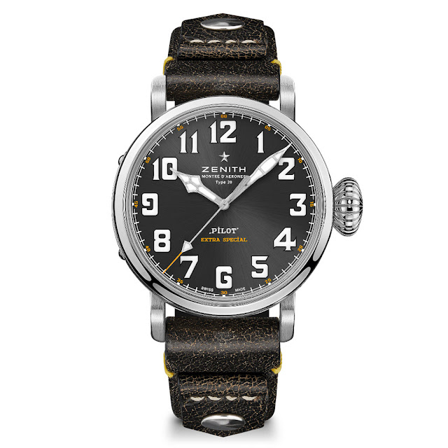 Zenith Pilot Type 20 Rescue