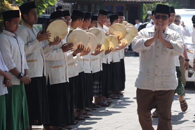 Prabowo: Ancaman Sekutu Dijawab Pekikan Allahu Akbar