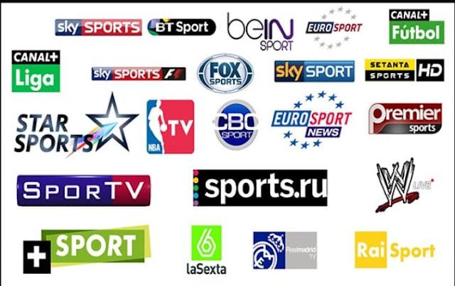 Free IPTV All Sport Channels Liste M3u Update 04-09-2019