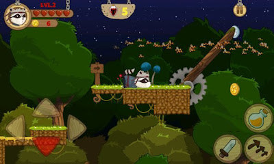 Download Rocco's Revenge v1.0.1 Apk Terbaru Screenshot 1