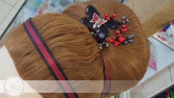 accessoire coiffure, cheveux, ruban DIY, NKara, Perle des Loisirs