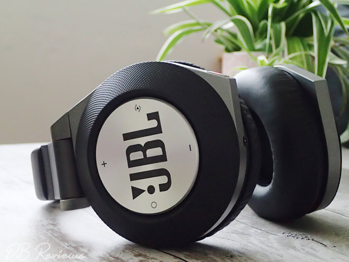 JBL Synchros E50BT, Bluetooth around-ear wireless headphones