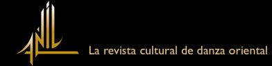 Mónica Tello en la revista cultural de danza oriental