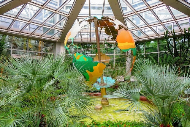 Things to do in Frankfurt: Visit Palmengarten