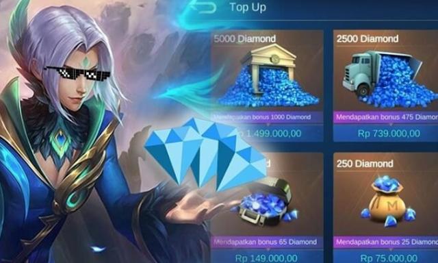 Tips Mudah Untuk Top Up Diamond Mobile Legend