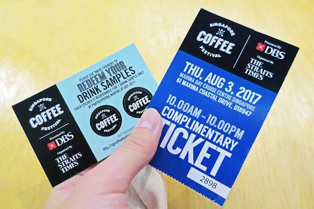 Singapore Coffee Festival 2017