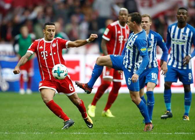 مشاهدة مباراة بايرن ميونخ وهيرتا برلين بث مباشر اليوم 04-10-2020 في الدوري الالماني