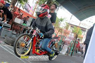 Boyolali Drag Bike Seri 2 29 April 2018 : Juarai Super Kelas Kantongi 5 Juta Coy!!!