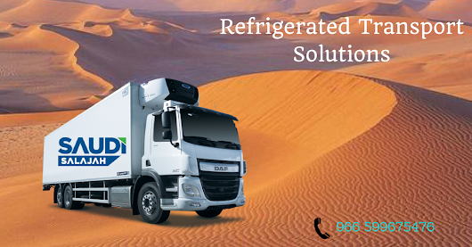 Transport Refrigeration in Riyadh