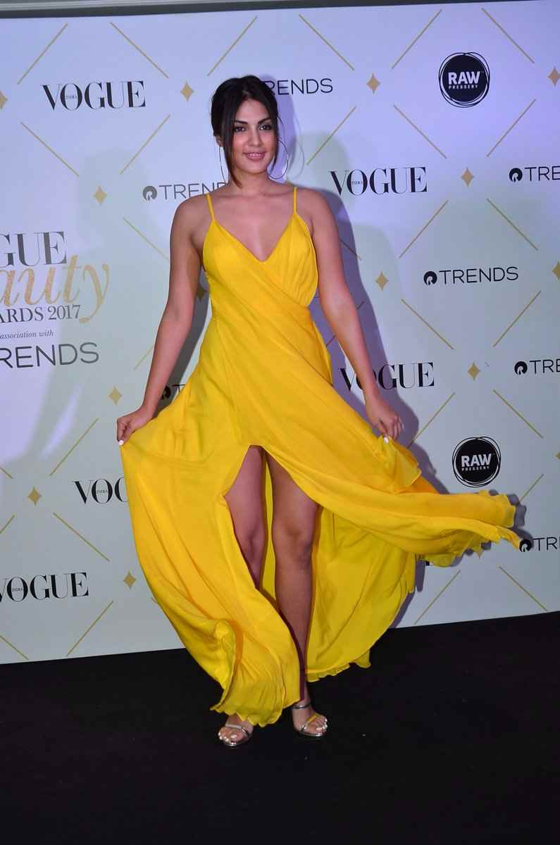 Actress Rheachakraborthy Latest Images