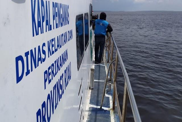 illegal fishing Marak, Riau Butuh Tambahan Kapal Patroli