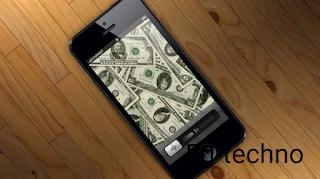 كسب المال من تطبيقات الهواتف المحموله