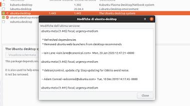 Ubuntu 20.04 LTS non avrà più l'Amazon web launcher