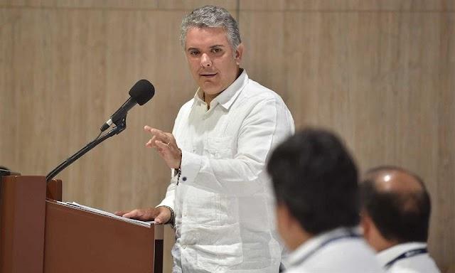 """La llegada de Luis Alberto Rodríguez a Planeación Nacional """"me llena de orgullo, porque es empoderar una nueva generación en un cargo muy importante para el país"""": Presidente Duque"""