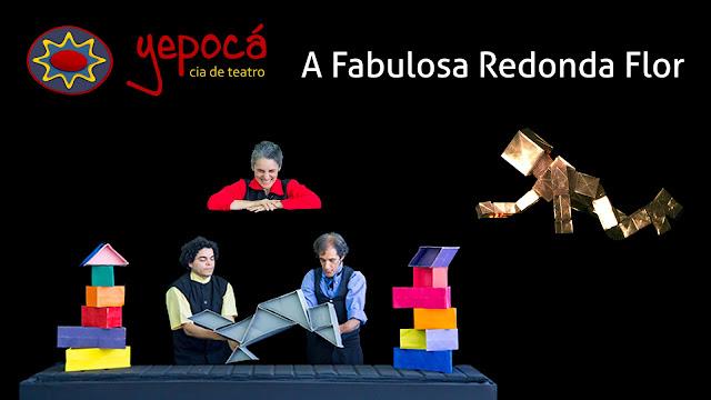 """Assista no youtube """"Minuto Yepocá - #4 - A Fabulosa Redonda Flor"""""""