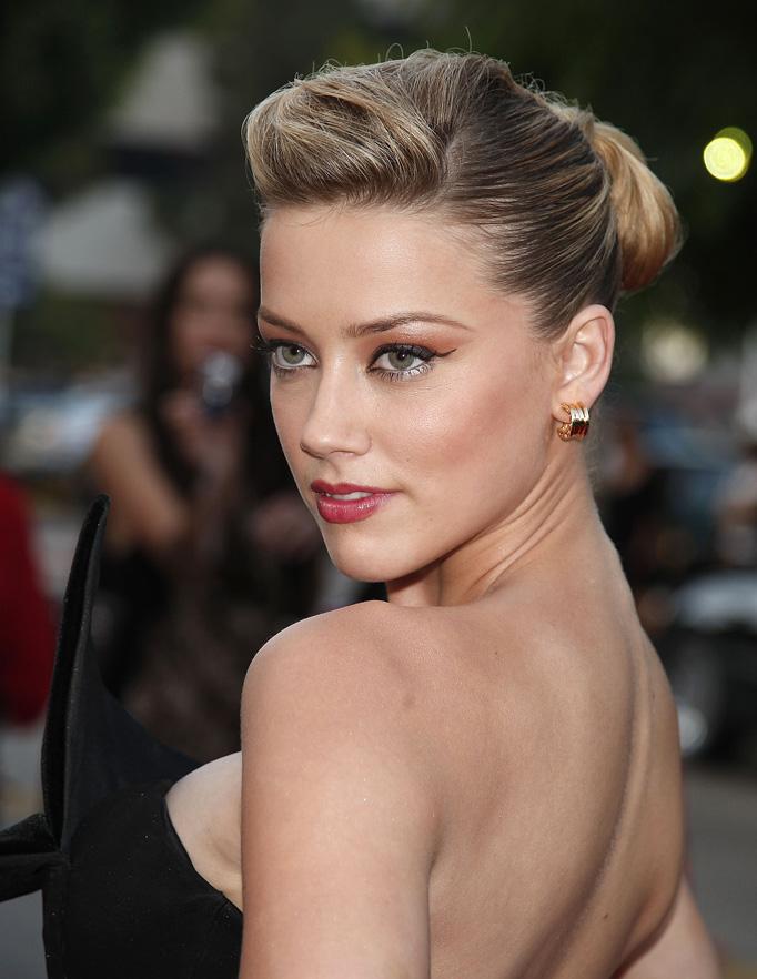 Amber Heard - Galeria 1 Foto 1