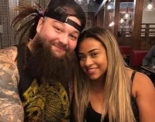 Bray Wyatt And Jojo Offerman