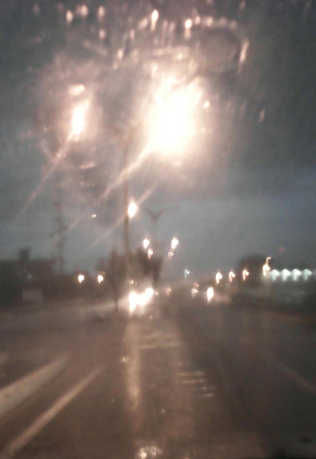 chuva em Varjota