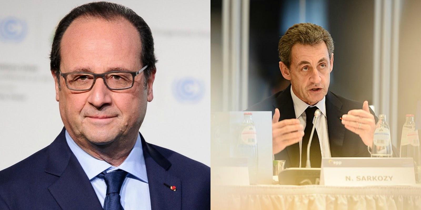 On sait combien coûtent encore Hollande et Sarkozy aux contribuables