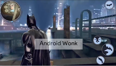 The Dark Knight Rises Apk MOD + Data