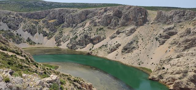 natura, Chorwacja, widoki, kanion rzeki Zrmanja